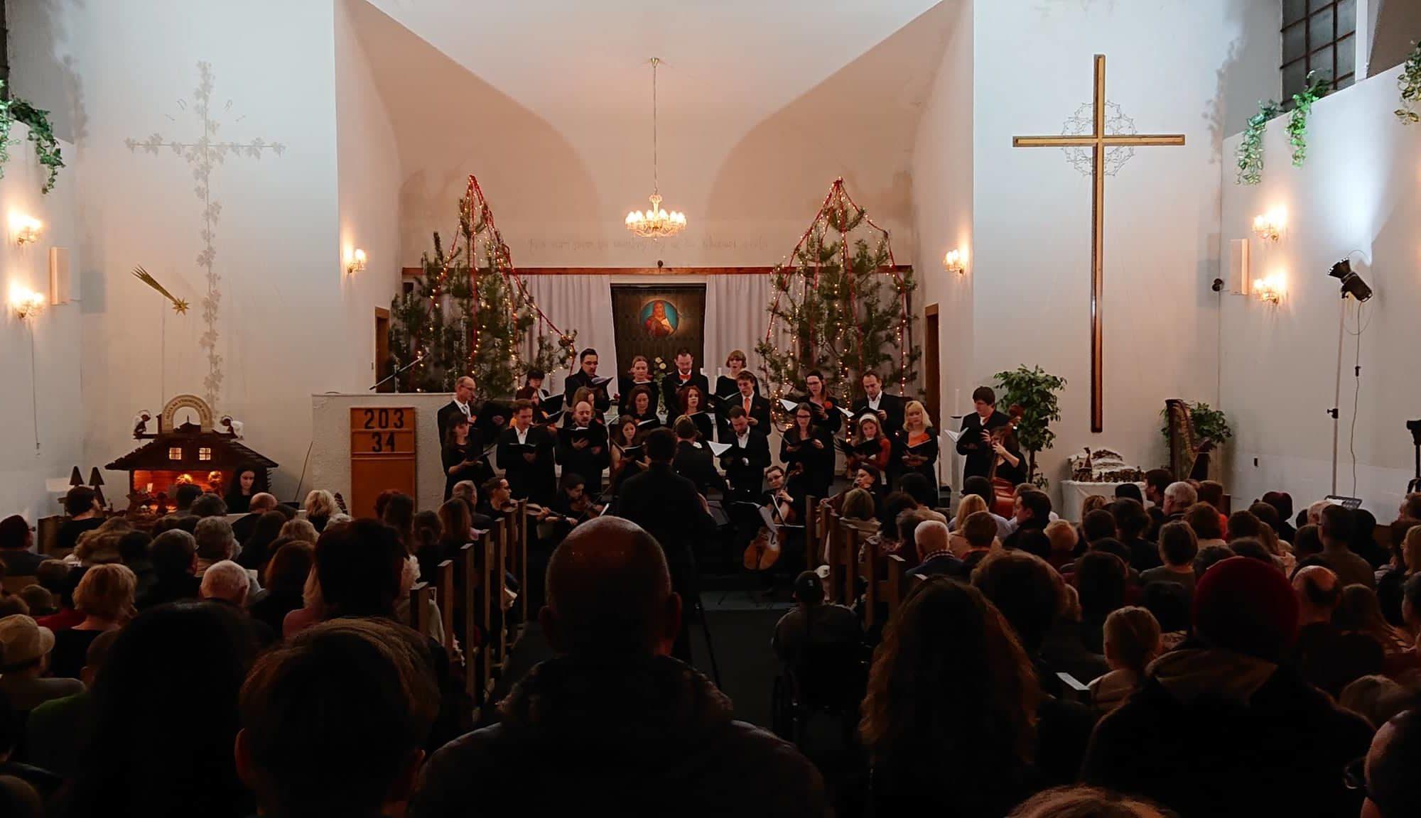 Vánoční koncert Continuo 2019